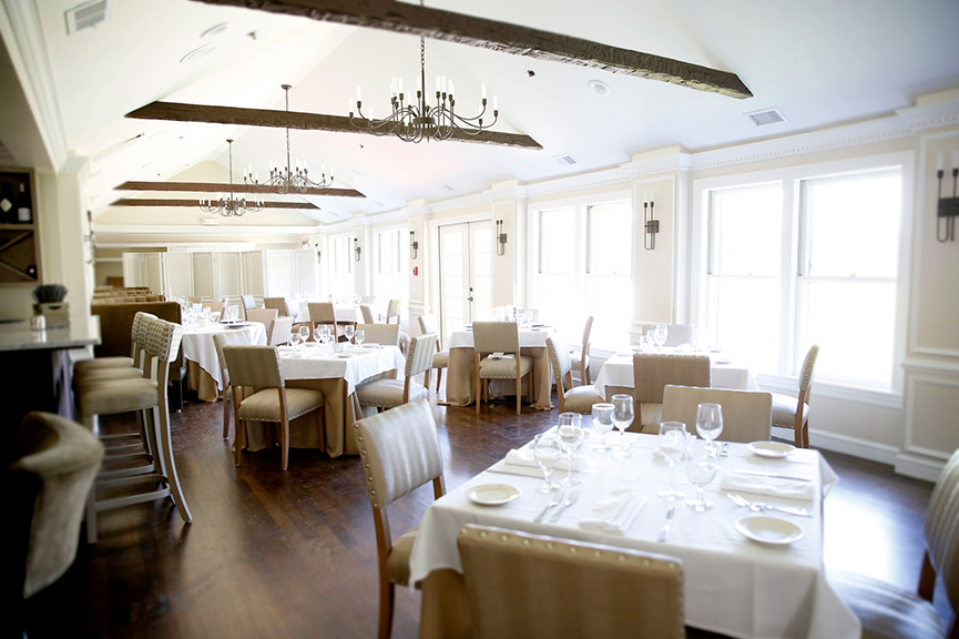 heritage of sherborn dining room